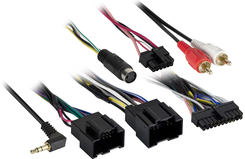 Car Stereo Wiring Harness: Car Stereo Wiring Harness