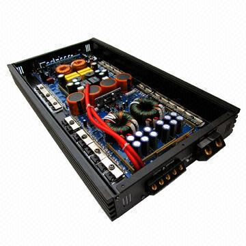 Car Amplifiers & Power