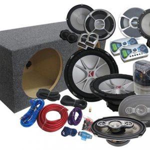 Car Speakers Accessories