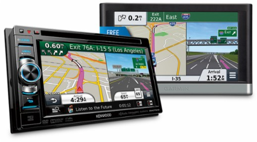 Car Video and GPS