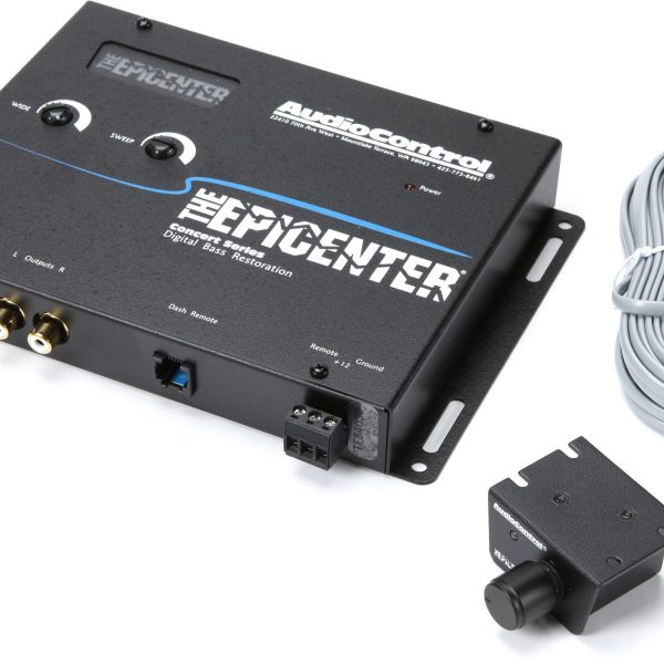 AudioControl THE EPICENTER BLACK