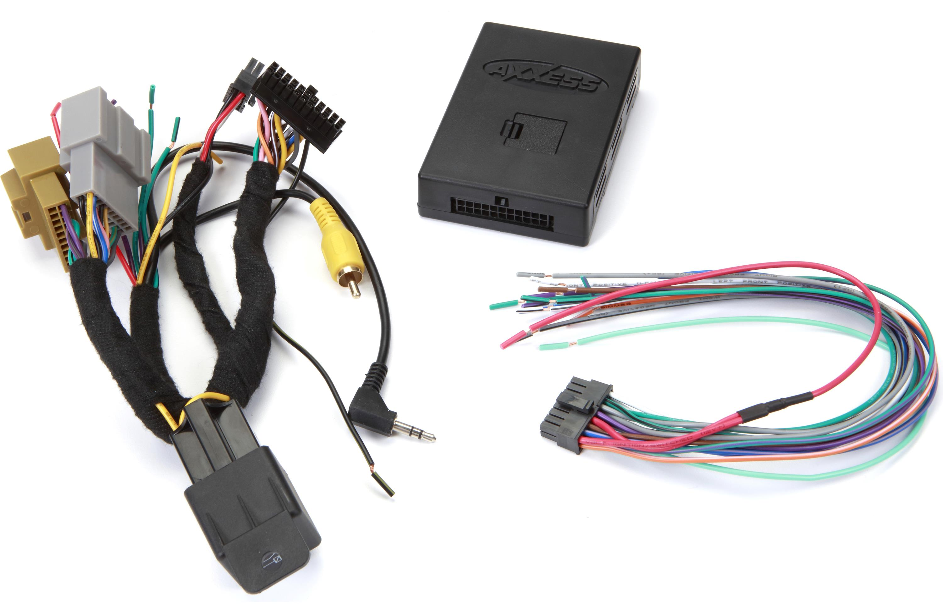 Car Amplifiers Power Archives Audio Giants Metra Gmos04 Wiring Interface Connect A New Stereo And Retain
