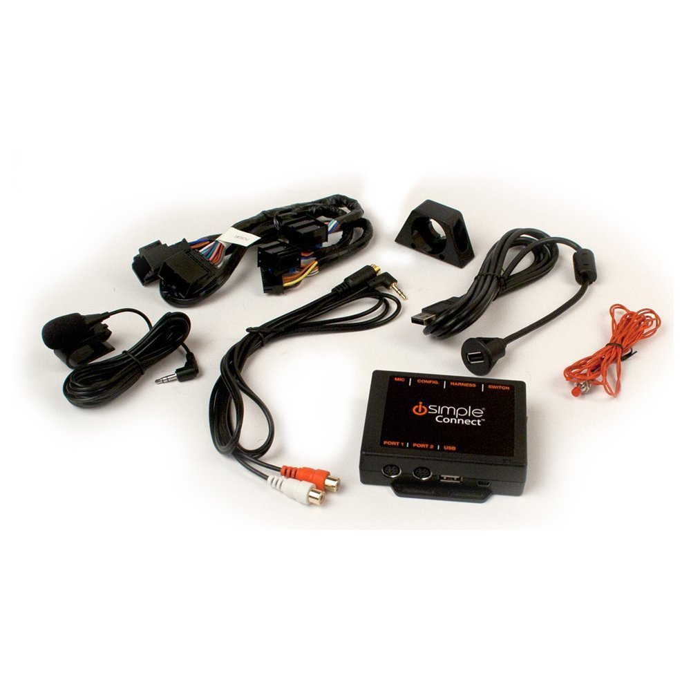 PAC, Car Stereo Accessories