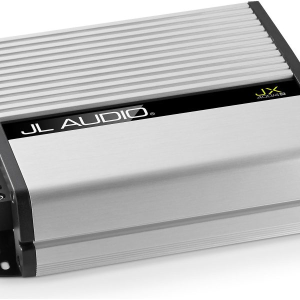 JL Audio JX400/4D Class D 4-Channel Car Amplifier