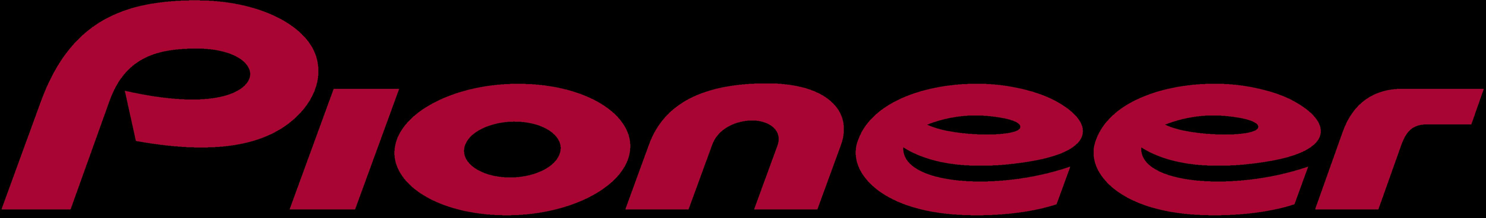 Bildergebnis für pioneer car audio logo