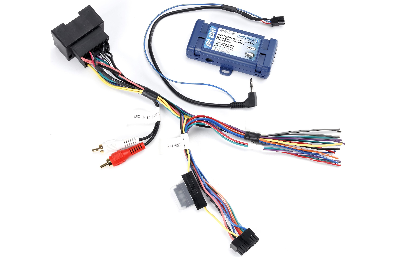 Stupendous Pac Rp4 Gm41 Car Audio Giants Wiring Digital Resources Counpmognl