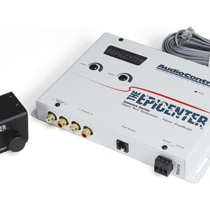 AudioControl The Epicenter White