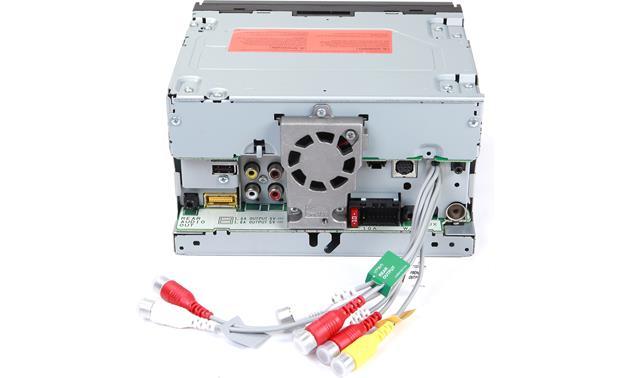 Pioneer Avh-4201nex In-dash Dvd Receiver