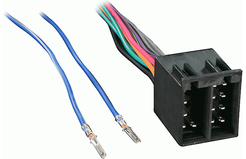 Metra 70 1784 Car Audio Giants Gmrc 01 Wiring Harness Electronics