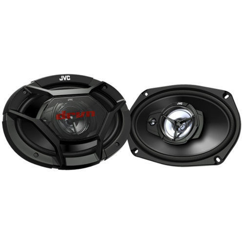 JVC CS DR6930 6 X 9 3 Way Coaxial Speakers
