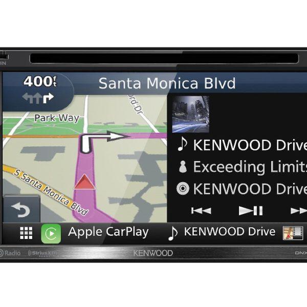 Kenwood DNX574S