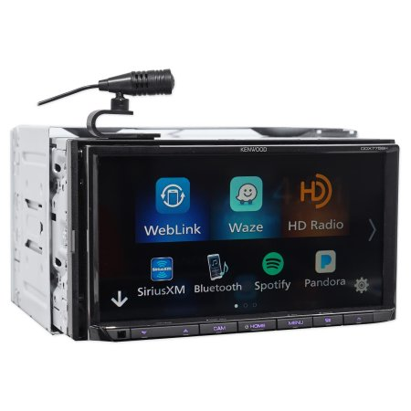 Kenwood DDX775BH DVD/CD/AM/FM Car Stereo Receiver w/ Weblink, Pandora and  Spotify - Car Audio Giants