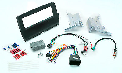 Fabulous Scosche Hd14Ubn Single Din Radio Install Kit For Harley Davidson Wiring Cloud Oideiuggs Outletorg