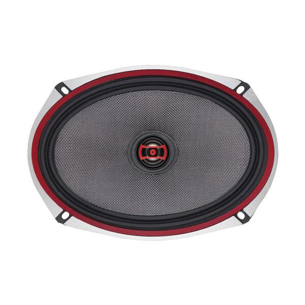 DS18 EXL-SQ6.9, 6″ X 9″ 2-Way Exl Series 560W Coaxial Speakers