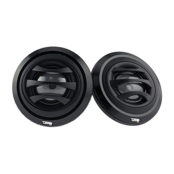 """DS18 EXL-TW2.5, 1"""" Extremely Loud Series 4-ohm, 100 Watt Soft Dome Tweeters"""