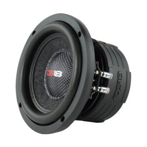 "DS18 Elite Z6, 6.5"" Elite Series 600W 4-ohm DVC Subwoofer"