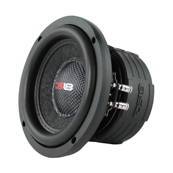 """DS18 Elite Z6, 6.5"""" Elite Series 600W 4-ohm DVC Subwoofer"""