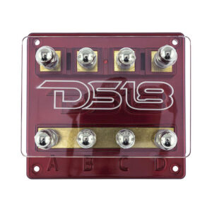 DS18 FH4W, 4-Way ANL Fuse Holder with Indicating LED