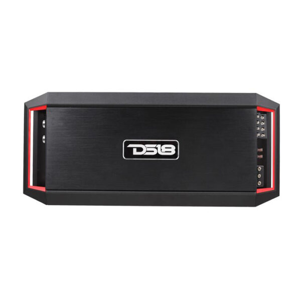 DS18 GEN-X2000.4, GEN-X Series Class AB 4-Channel 2000W Amplifier