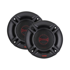 "DS18 GEN-X4 120W Max 2-Way 4"" Coaxial Speakers"