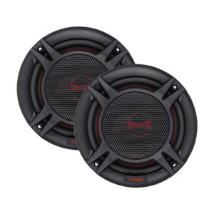 "DS18 GEN-X6.5, 6.5"" 3-Way Genesis-X Series 150W Max Coaxial Speakers"