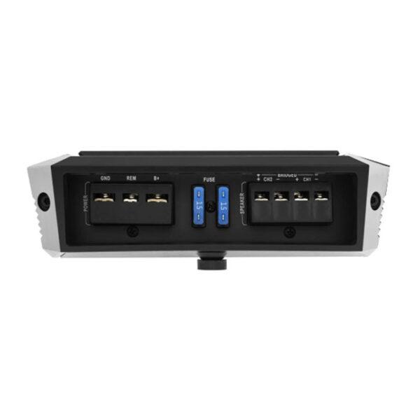 DS18 GEN-X1200.1, GEN-X Class AB 1 Channel Amplifier 1200 Watts