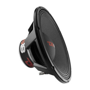 "DS18 PRO-BX18N.2, Pro 18"" Neodymium Magnet Subwoofer 2 Ohm 2500 Watts Rms 6"" VC SVC"