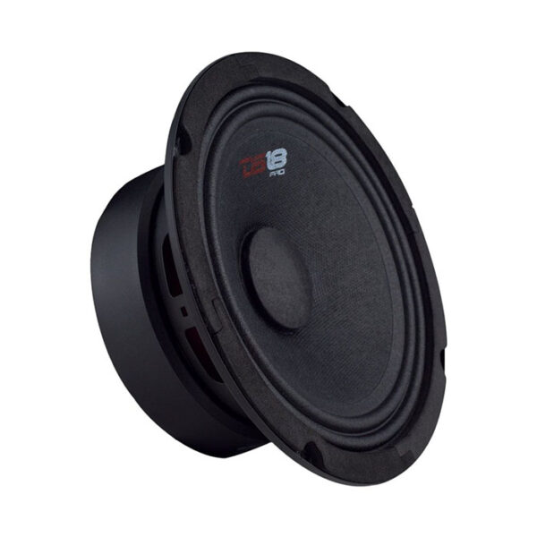 "DS18 PRO-GM6, 6.5"" Pro-Exlseries 4 Ohm 480 Watts Max Midrange Speaker"