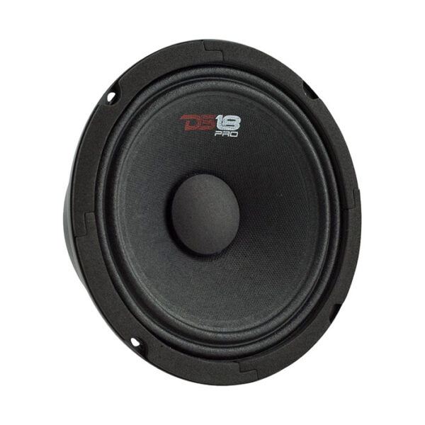 "DS18 PRO-GM6SE, 6.5"" Pro-Exlseries 380 Watts Max Power 8 Ohm Midrange Speaker"