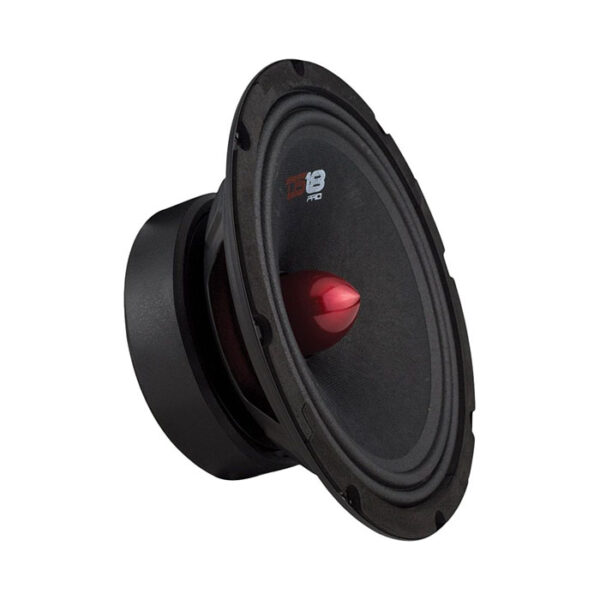 "DS18 PRO-GM8B, 8"" Pro-Exlseries 580W Max 8-ohm Midrange Speaker With Bullet"