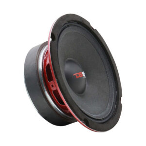 "DS18 PRO-HB6EDGE, 6.5"" Pro Series 8-ohm, 500 Watt Midhigh Loudspeaker With Bullet"