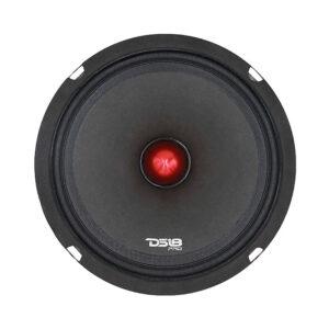 """DS18 PRO-HB8.4EDGE, 8"""" Proseries 550W Midrange Speaker With Bullet"""