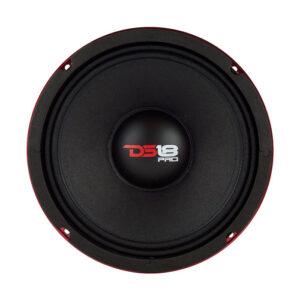 "DS18 PRO-NEO10R, 10"" Pro Series 1000W Max 4-ohm Midrange Speaker"