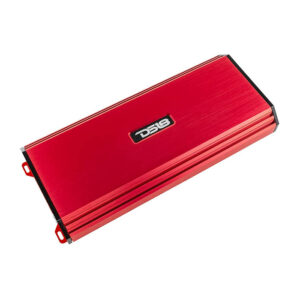 DS18 S-1500.1/RD, Select Full Range Class AB 1-Channel Amplifier 1500 Watts