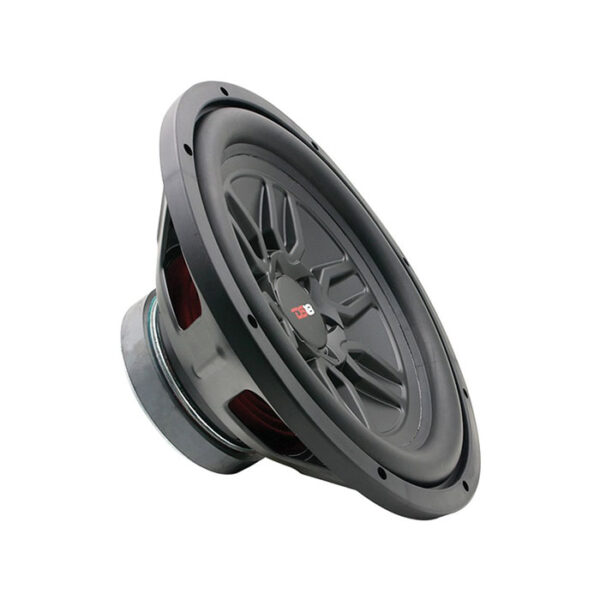 "DS18 SLC-MD12.4D, 12"" Select Series 1000W 4-ohm DVC Subwoofer"