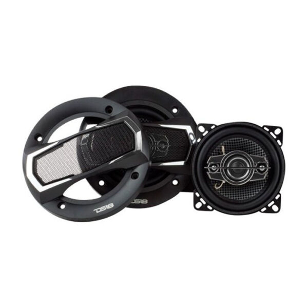 """DS18 SLC-N4X, 4"""" 4-Way Select Series 140W Max Coaxial Speakers"""