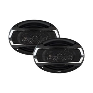 "Ds18 Slc-n69x Select 6x9"" 5-way Coaxial Speaker 260 Watts"