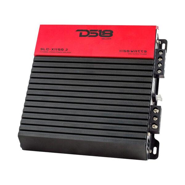 DS18 SLC-X1150.2, Select Full Range Class AB 2-Channel Amplifier 1150 Watts