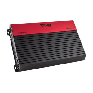 DS18 SLC-X1550.1, Select Monoblock Amplifier 1500 Watts