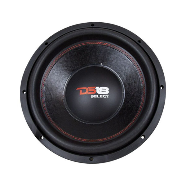 "DS18 SLC8S, 8"" Select Series 400W 4-ohm SVC Subwoofer"