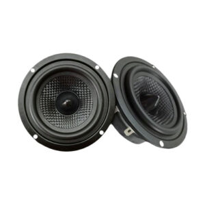 "DS18 Z-354, 3-1/2"" Elite Series 200W Max 4-ohm Midrange Speakers"