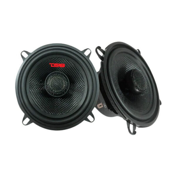 "DS18 Z-5254, 5.25"" 2-Way Elite Series 4 Ohms Max 150 Watts Coaxial Speakers"