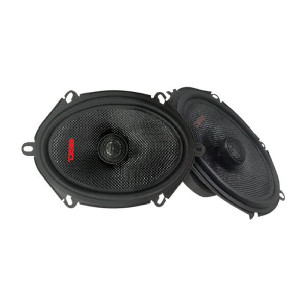 "DS18 Z-574, 5"" X 7"" 2-Way Elite Series 150W Max 4-ohm Coaxial Speakers"
