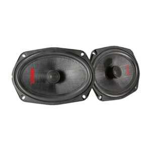 "DS18 Z-694, 6"" X 9"" 2-Way Elite Series 240W Coaxial Speakers"