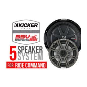 SSV Works RG4-5KRC
