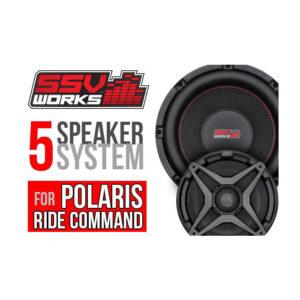 SSV Works RZ3-5ARC