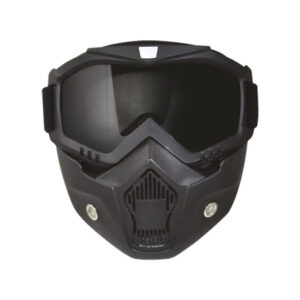 TORC Riding Mask For 1/2 Or 3/4 Helmets