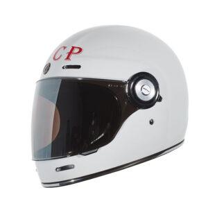 TORC T-1 Retro Full Face Helmet - Sputnik