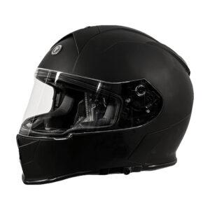 TORC T-14 Full Face Helmet - Flat Black