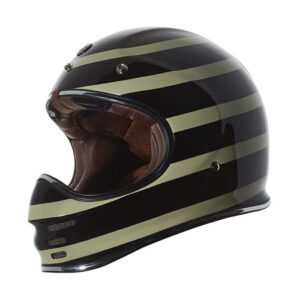 TORC T-3 Retro Mx Full Face Helmet - Jailbreak